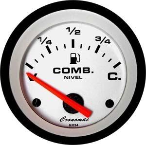 Relógio indicador de  combustível CLA - VE34