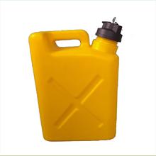 Galão de polietileno para combustível e água (AMARELO)  CLA - CONJ539