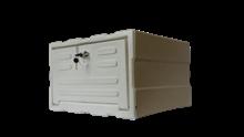 Caixa organizadora Branca CLA - KIT322