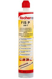 CHUMBADOR QUIMICO FIS P 300 T - FISCHER - 93175 - 76162