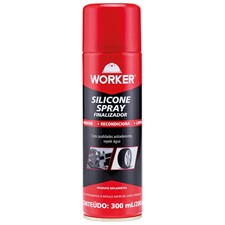 SILICONE SPRAY 300 ML - WORKER