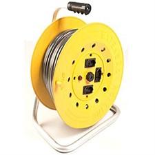 EXTENSAO ELETRICA PP 20 MTS 2 X 2.50MM C/CARRET - POWERTEC - 56962