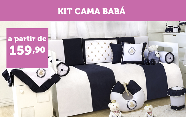 KIT CAMA BABA