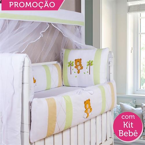 KIT BERÇO ARTHUR 19 PEÇAS