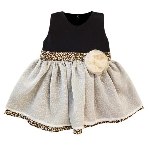 Vestido para Bebê Lívia