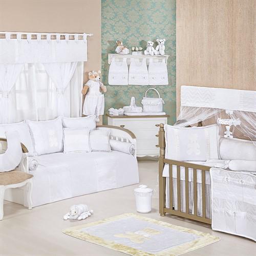 Quarto para Bebê sem Cama Babá Classic Luxo