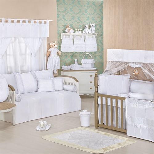 Quarto para Bebê sem Cama Babá Clean