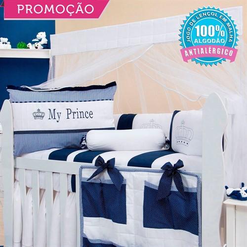 KIT BERÇO PRINCE