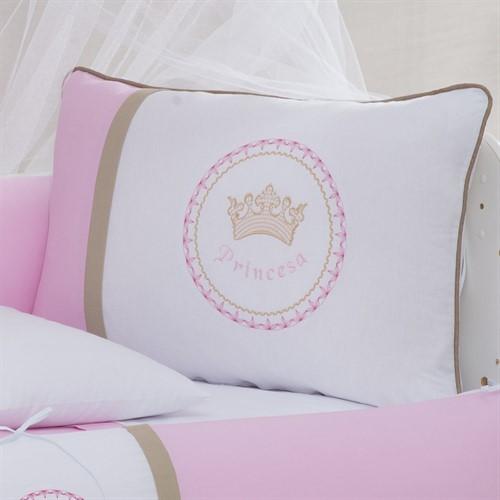 Kit Berço Coroa Princesa