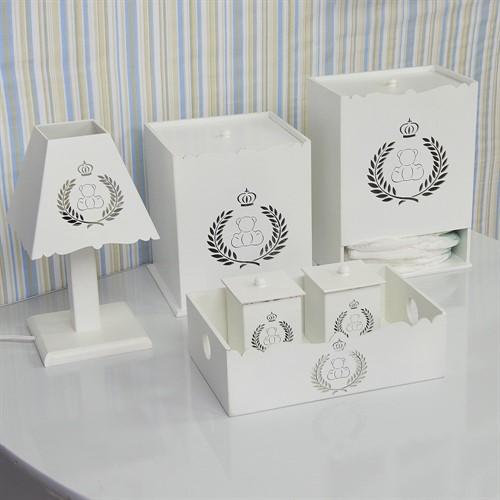 Kit Higiene Urso Imperial
