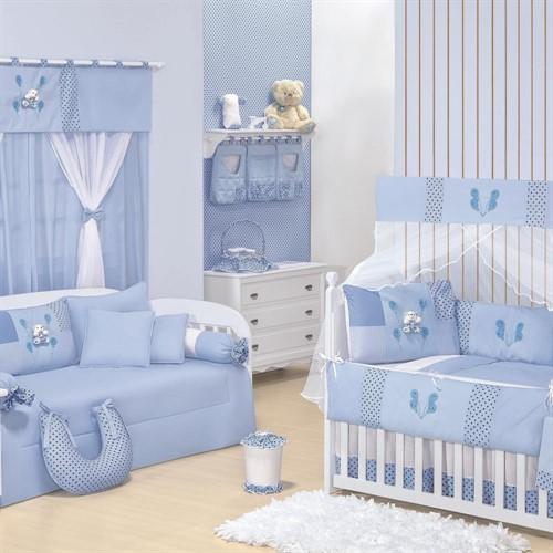 Quarto para Bebê Patch Ursinho
