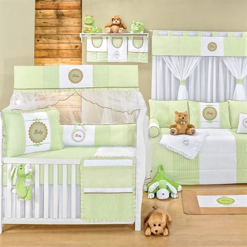 Quarto para Bebê Sem Cama Babá Baby