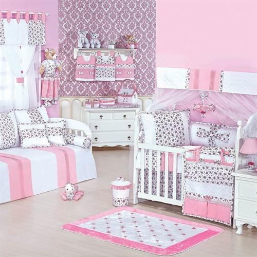 Quarto para Bebê Sem Cama Babá Provence