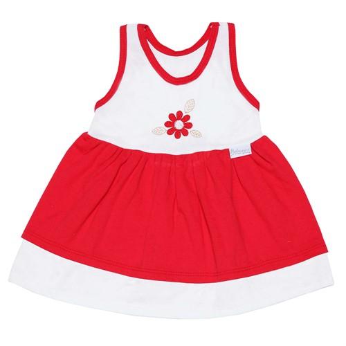 Vestido para Bebê Flower