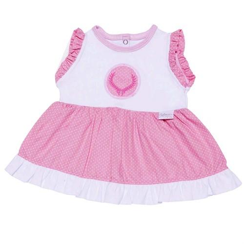 Vestido para Bebê Princesa