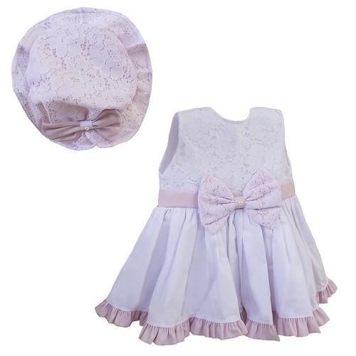 Vestido para Bebê Camila