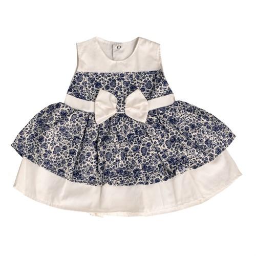 Vestido para Bebê Carolina