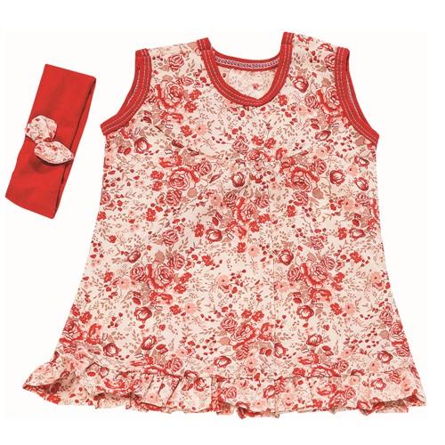Vestido para Bebê Encanto