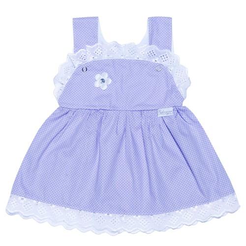 Vestido para Bebê Menina Linda