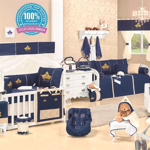 Quarto para Bebê Príncipe Luxo