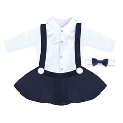 Vestido para Bebê Mariana