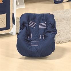 Capa para Bebê Conforto Realeza Luxo