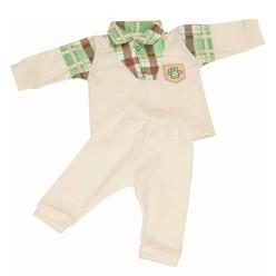 Conjunto Para Bebê Polo Year