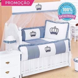 KIT BERÇO REIZINHO 10 PEÇAS
