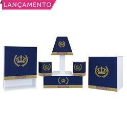 Kit Higiene Coroa Luxo