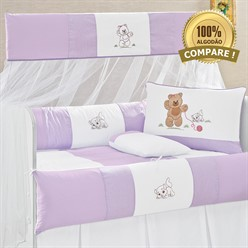 Kit Berço Ursa Baby