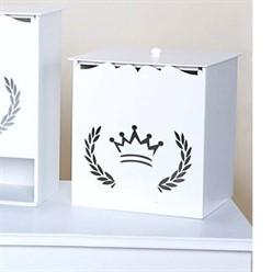 Lixeira Coroa