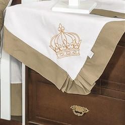 Manta Piquet Majestade
