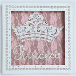 Nicho Princesa Rosa