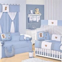 Quarto para Bebê Sem Cama Babá Mimos