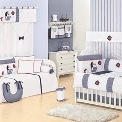 Quarto para Bebê Sem Cama Babá Yuki