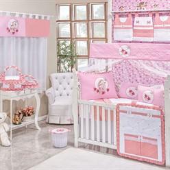 Quarto para Bebê Sem Cama Babá Sofia