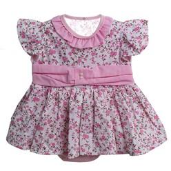 Vestido para Bebê Bonequinha