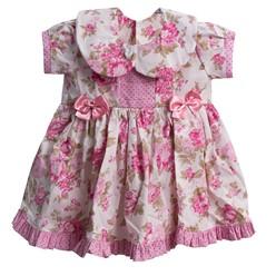 Vestido para Bebê Duda