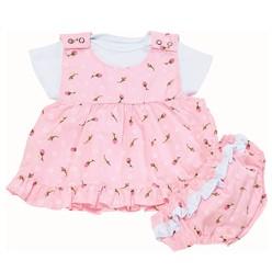Vestido para Bebê Festa