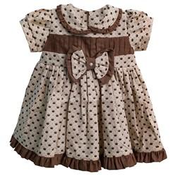 Vestido para Bebê Princesinha