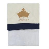 Toalha de Banho Com Capuz Príncipe Luxo