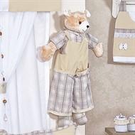 Porta Fralda Urso Bears