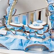 Conjunto de Potes Arca Baby Azul