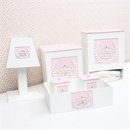 Kit Higiene Princesa Rosa