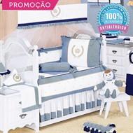KIT BERÇO SR. BABY 10 PEÇAS