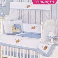 KIT BERÇO TOPINHO 10 PEÇAS