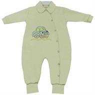 Macacão para Bebê Aconchego