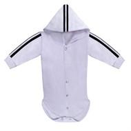 Body para Bebê Sport Branco