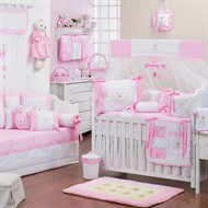 QUARTO COMPLETO TEDDY LOVELY ROSA