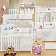 Quarto para Bebê sem Cama Babá Amigos Baby